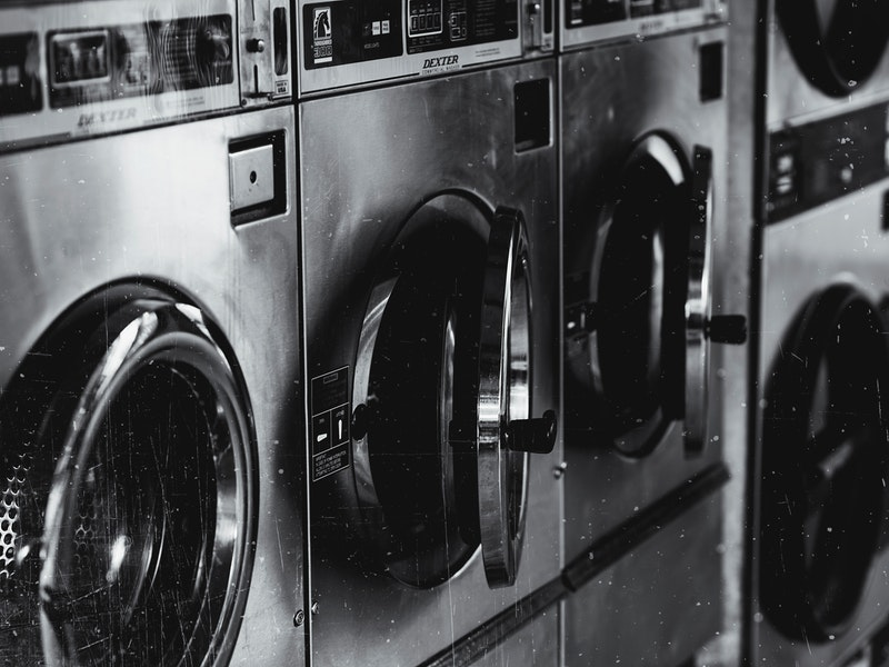What water temperature is perfect for washing laundry